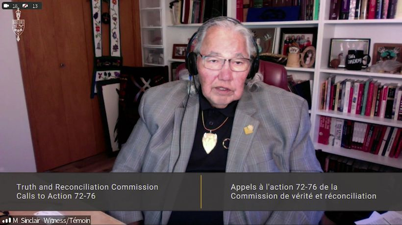 Sinclair calls for independent investigation into burial sites at residential schools