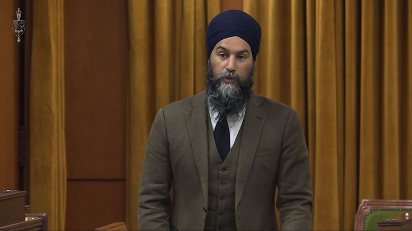 Singh demands First Nations justice in courts
