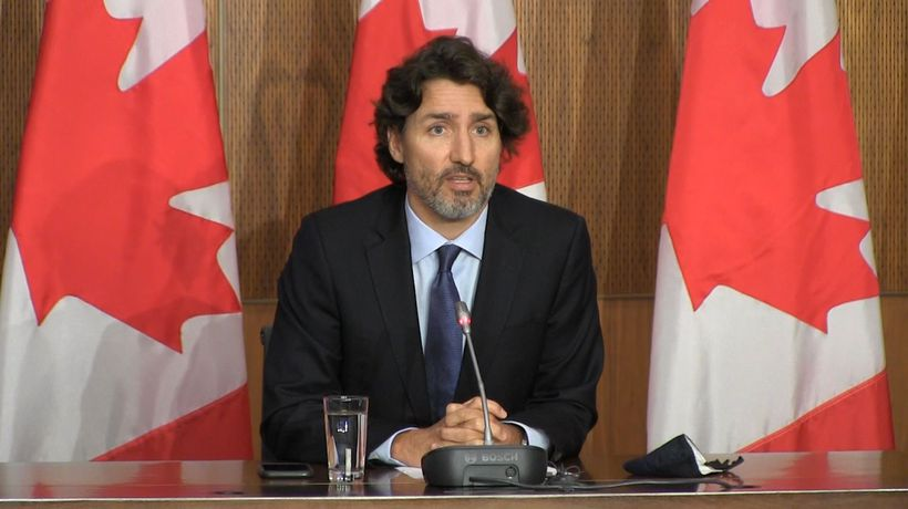 Trudeau calls on Catholic Church to take responsibility for residential schools