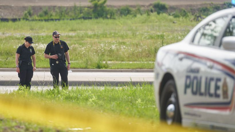 Police say five pedestrians run down in London, Ont., targeted as Muslims