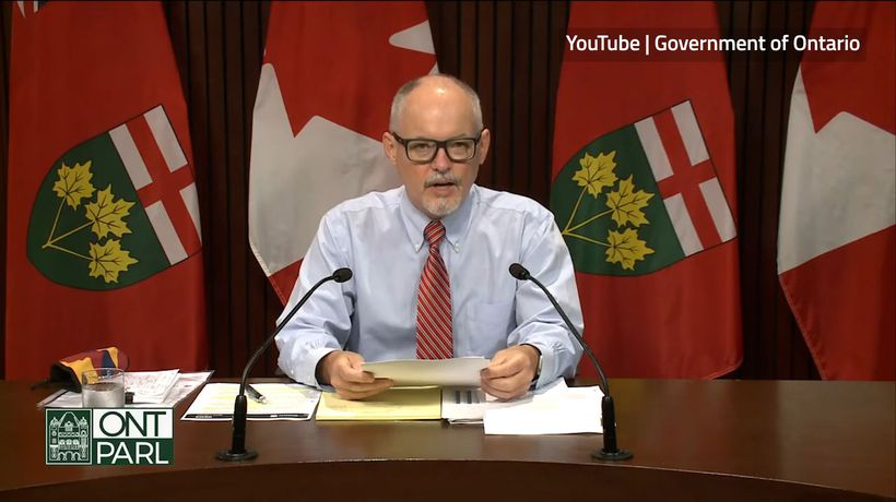 Ontario announces rapid testing for schools in areas with high COVID-19 transmission