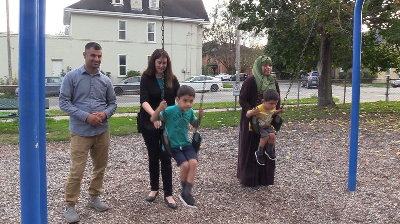 Afghan family finds home in Peterborough, Ont.