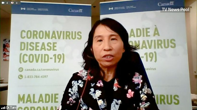 Canada could donate or extend shelf life of extra vaccine: Tam