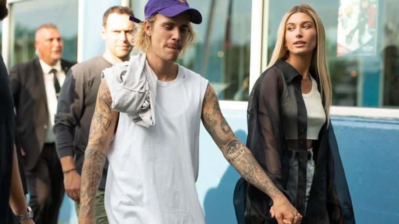 Justin Bieber breaks down in tears at album playback event