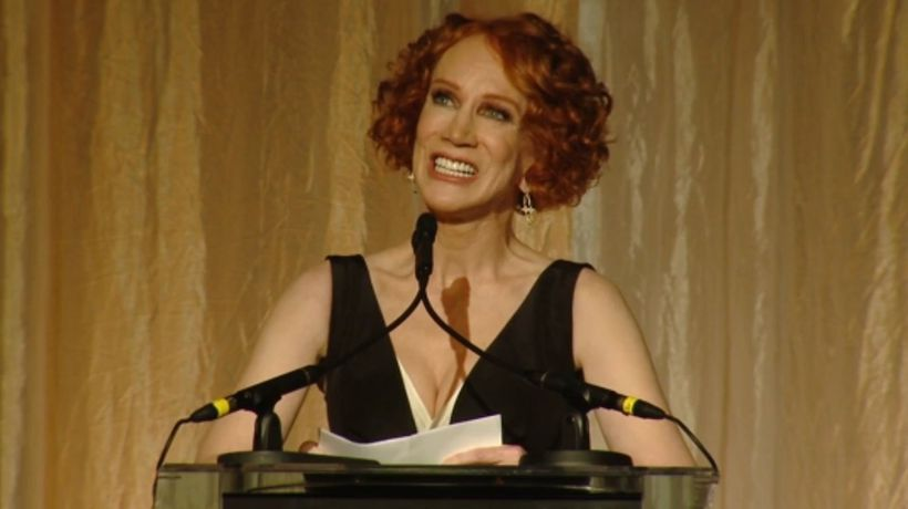 Kathy Griffin in isolation after 'unbearably painful' coronavirus symptoms