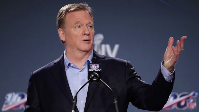 NFL's Roger Goodell Is Called a Hypocrite After Protest Response
