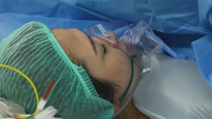 Nitrous oxide is a safe pain relief option for women to use during childbirth