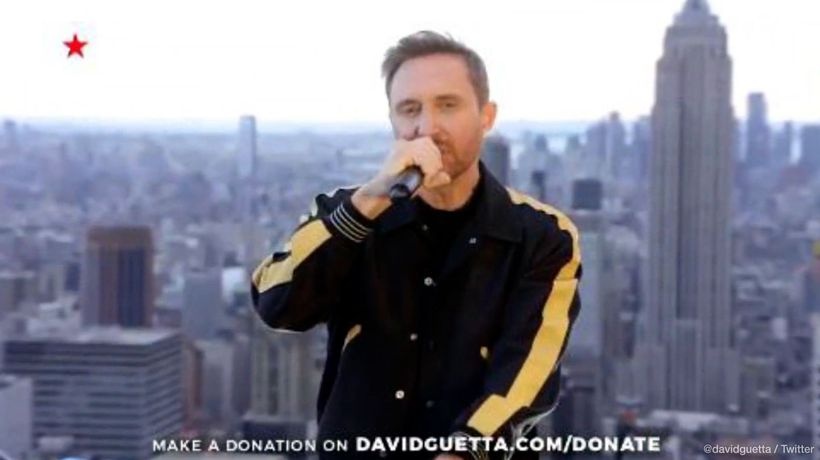 David Guetta under fire for remixing Martin Luther King's historic 'I Have a Dream' speech