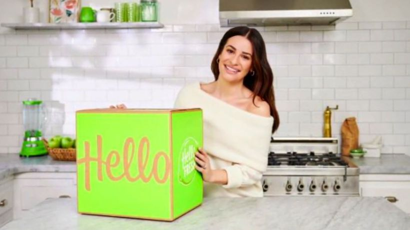 Lea Michele loses food delivery firm gig over bullying allegations