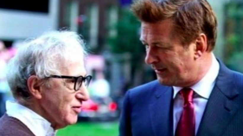 Alec Baldwin defends Woody Allen Instagram post during Blackout Tuesday