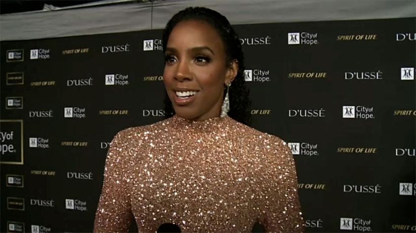 Kelly Rowland 'tortured' herself over Beyoncé comparisons