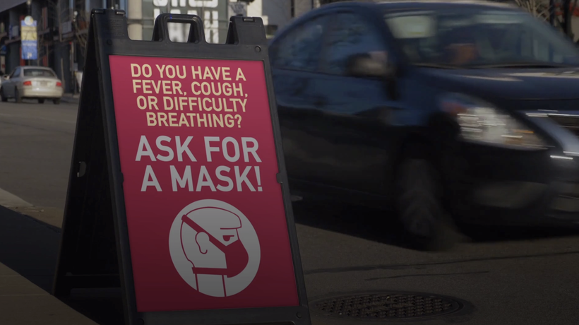Illinois Passes Law That Makes Assaulting Mask Enforcers a Felony