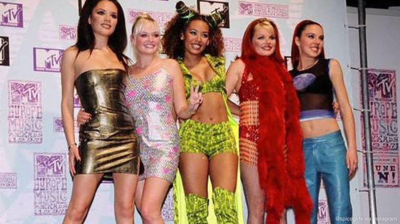 Spice Girls reportedly planning Wannabe video reshoot to mark 25th anniversary