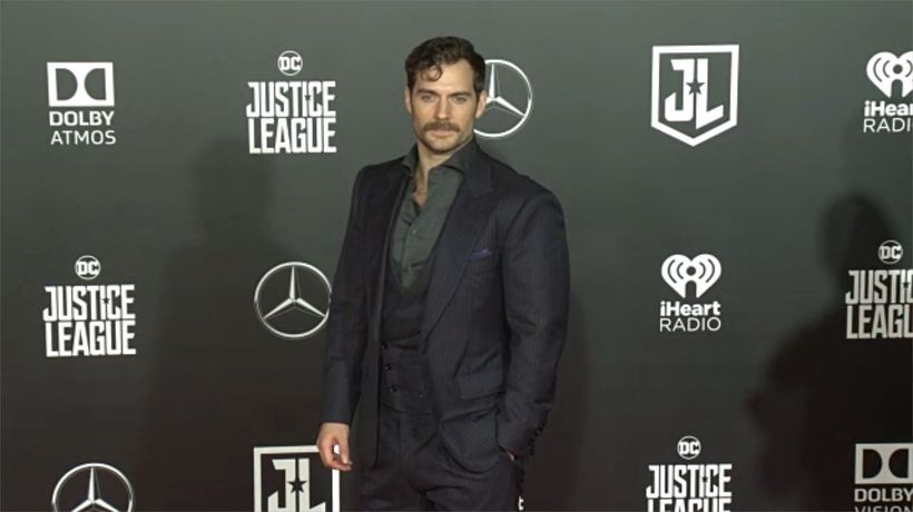 Henry Cavill denies he's taking part in reshoots for Zack Snyder's Justice League