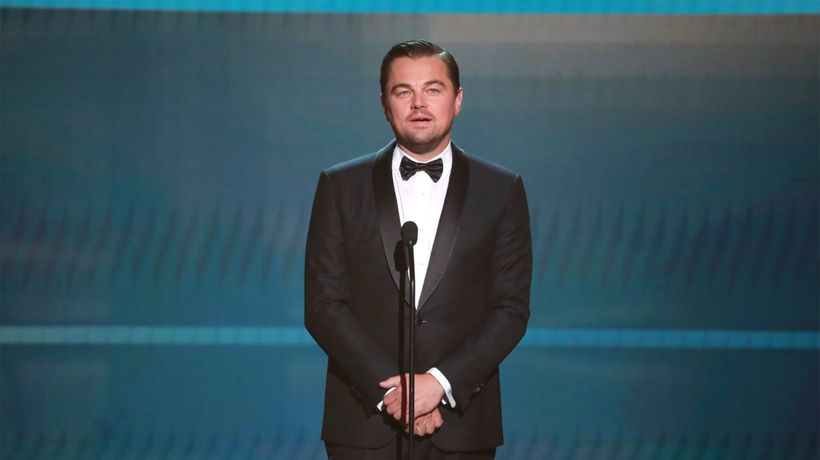 Leonardo DiCaprio insists there'll never be equality until everyone votes