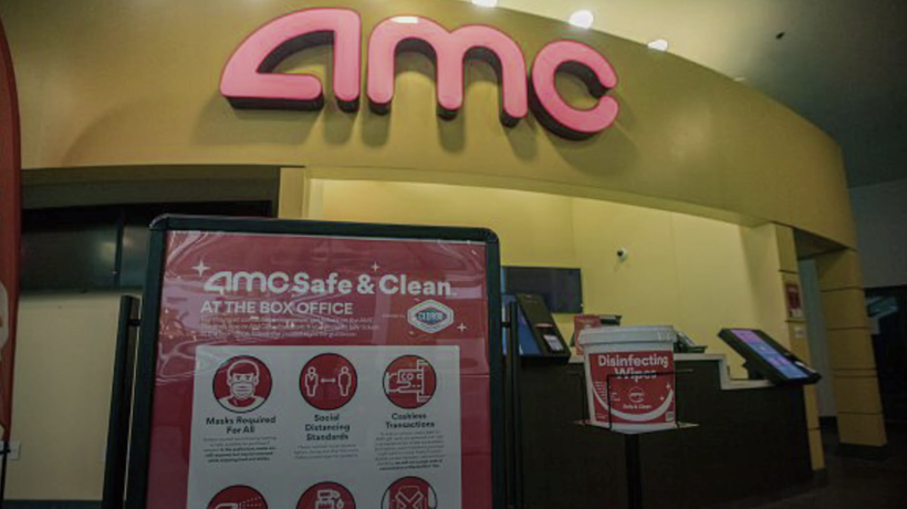AMC Warns Investors It Could Run Out of Cash by End of 2020