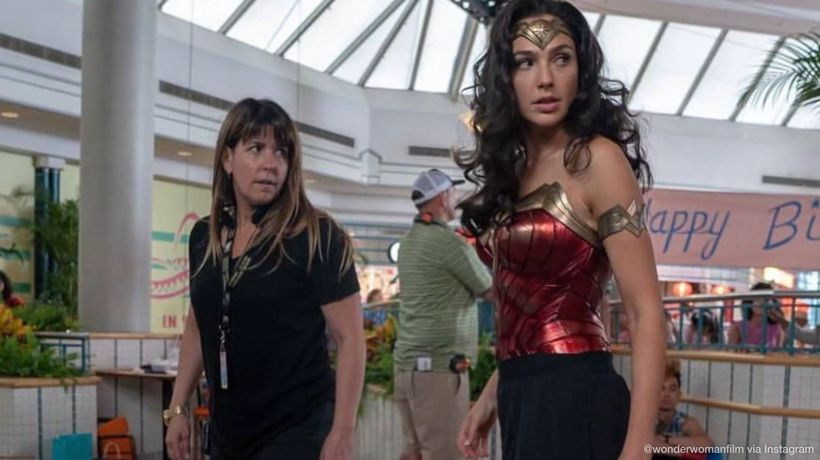 Patty Jenkins not confident 'Wonder Woman' sequel will open on Christmas Day