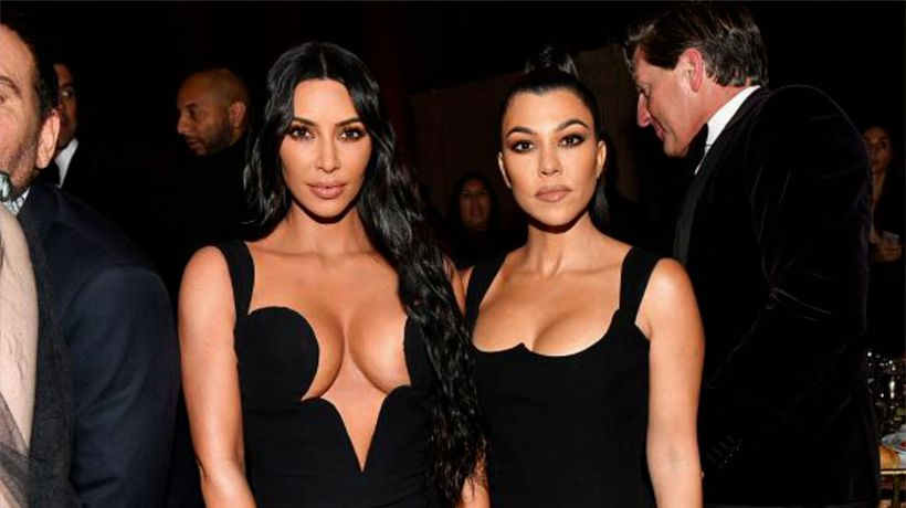 Kim Kardashian feared sister Kourtney would find her dead body after Paris robbery