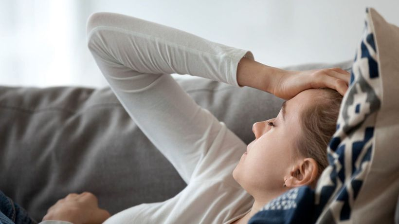 Keep a regular sleep pattern to reduce migraines