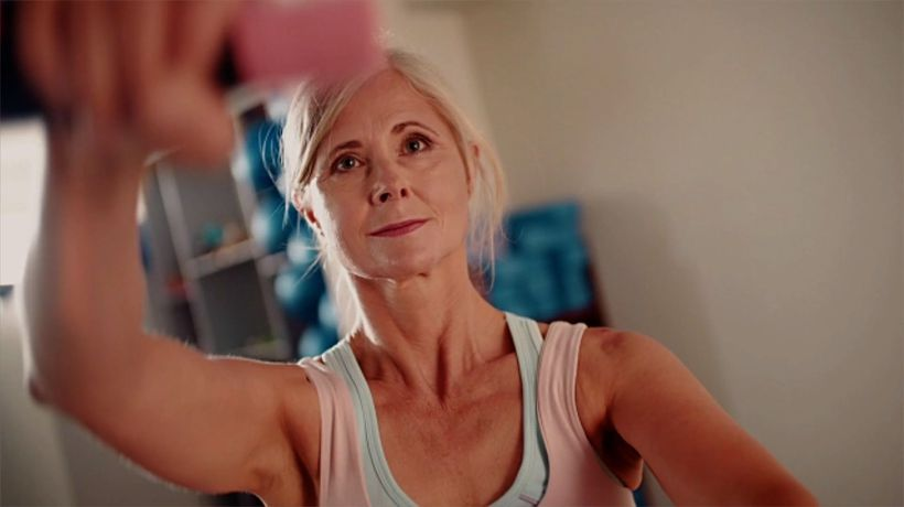 Older women reap the same benefits from resistance training as men