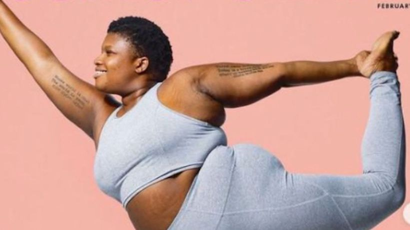 Cosmo cover 'horrifies' doctor with obesity message
