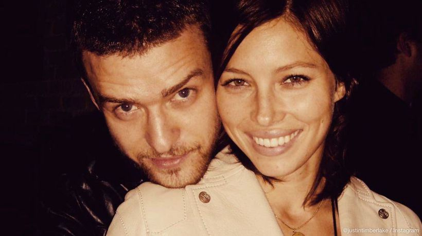 Justin Timberlake confirms he and Jessica Biel are parents of two