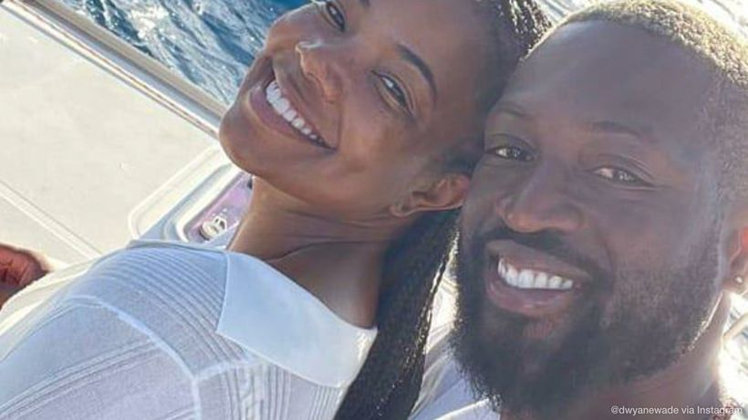 Dwyane Wade reduced to tears by Gabrielle Union's sweet birthday tribute