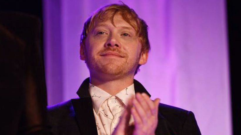 Rupert Grint struggled with being a new dad amid pandemic