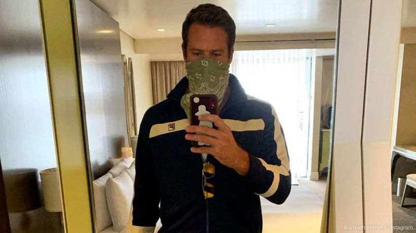 Armie Hammer apologises to Miss Cayman beauty queen over hotel video confusion