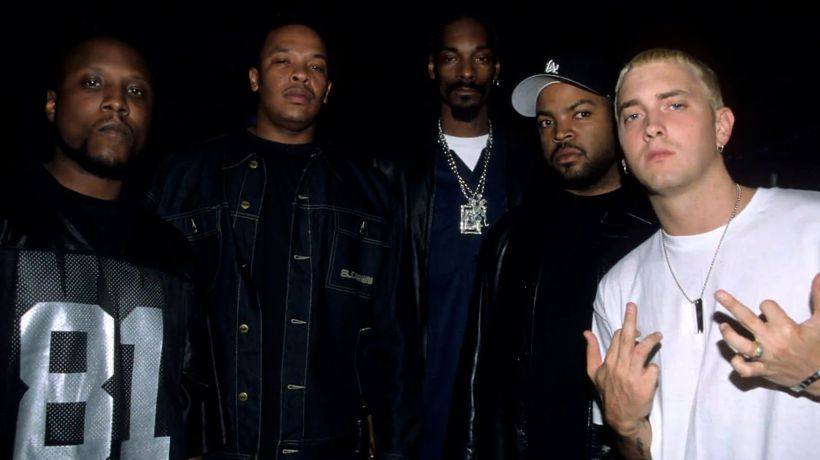 Snoop Dogg insists Eminem diss is family business