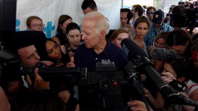 Joe Biden to Rescind Keystone XL Pipeline Permit on First Day in Office