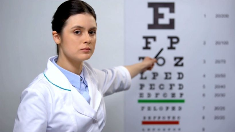 Lockdown restrictions 'could be causing poor eyesight for millions'