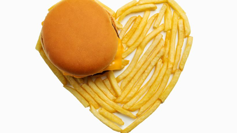 Just one portion of fried food a week 'could lead to increased risk of serious heart disease'
