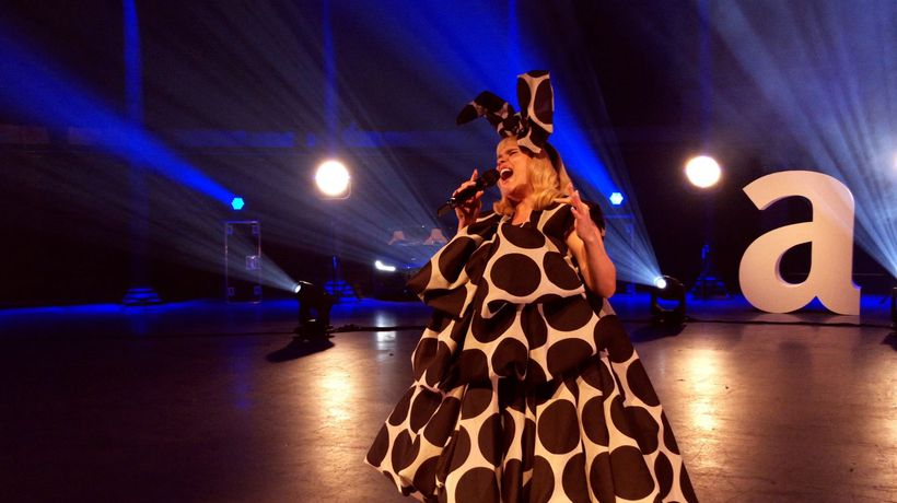 Pregnant Paloma Faith hospitalised with abdominal cramps