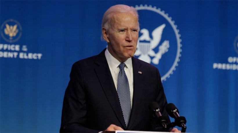 Biden to Sign at Least 15 Executive Actions on Day One