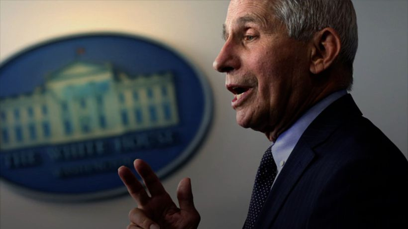 Fauci Warns of Possible New COVID-19 Surge in US
