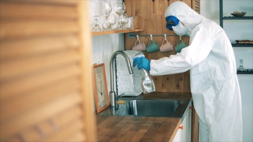 CDC Says Overly Intense Disinfection Isn't Necessary to Protect Against COVID-19