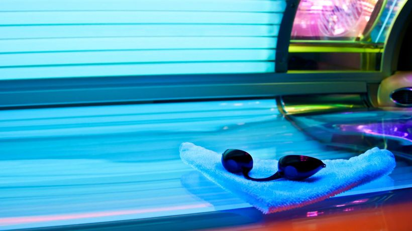 Tanning bed ban would 'reduce skin cancer rates in minors'