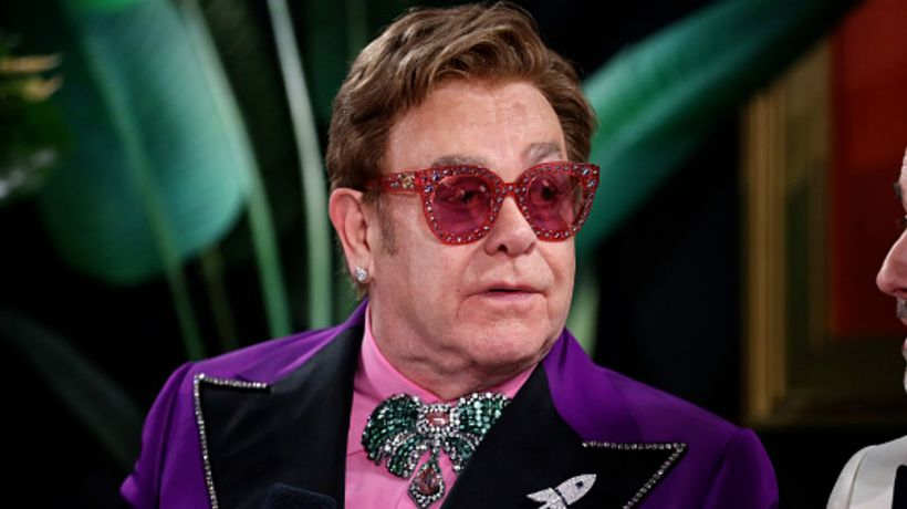 Elton John insists internet trolls need to be held accountable for the hatred they are spreading