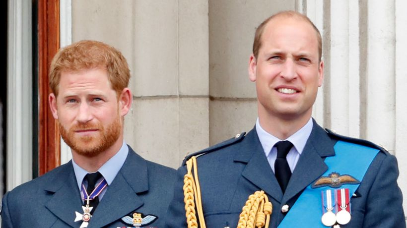 Prince William and Prince Harry will not walk side-by-side at Prince Philip's funeral
