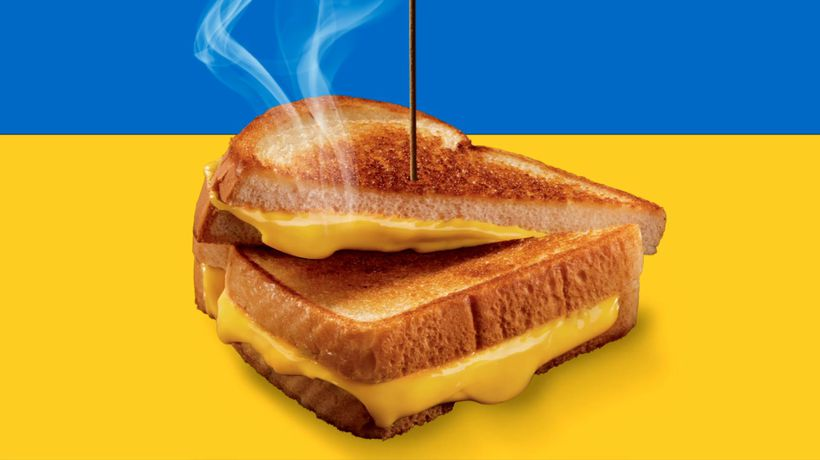 Kraft Creates Limited-Edition Grilled Cheese Incense