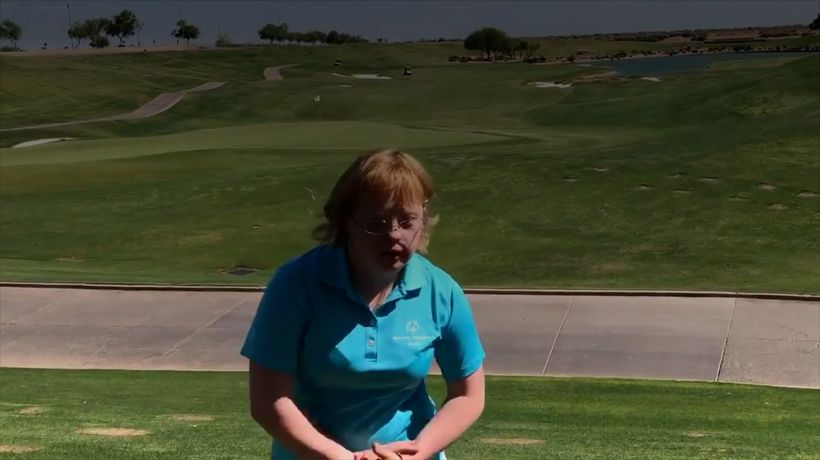 Amy Bockerstette To Be First-Ever Golfer With Down Syndrome To Play in NJCAA Championships