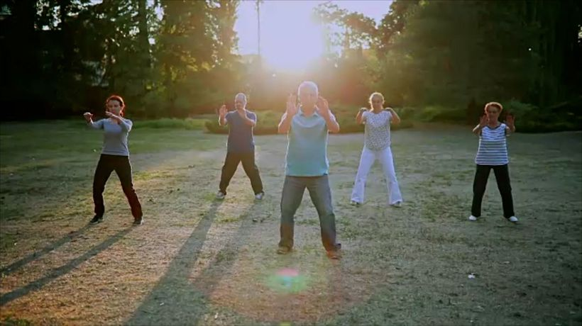 Tai chi 'can mirror health benefits of conventional exercise'