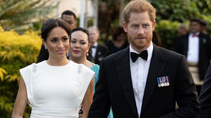 Prince Edward admits rift with Duke and Duchess of Sussex is 'difficult for everyone'
