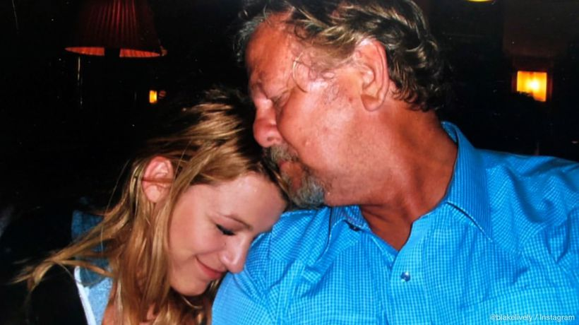 Blake Lively's father dies