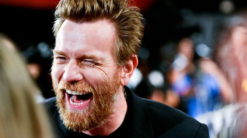 Ewan McGregor insists getting sober gave him joy, happiness and peace