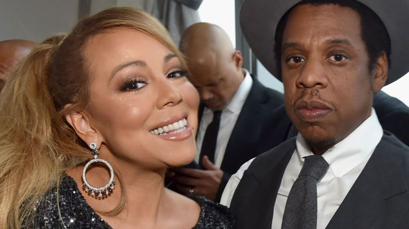 NEWS OF THE WEEK: Mariah Carey dismisses JAY-Z fall out rumours