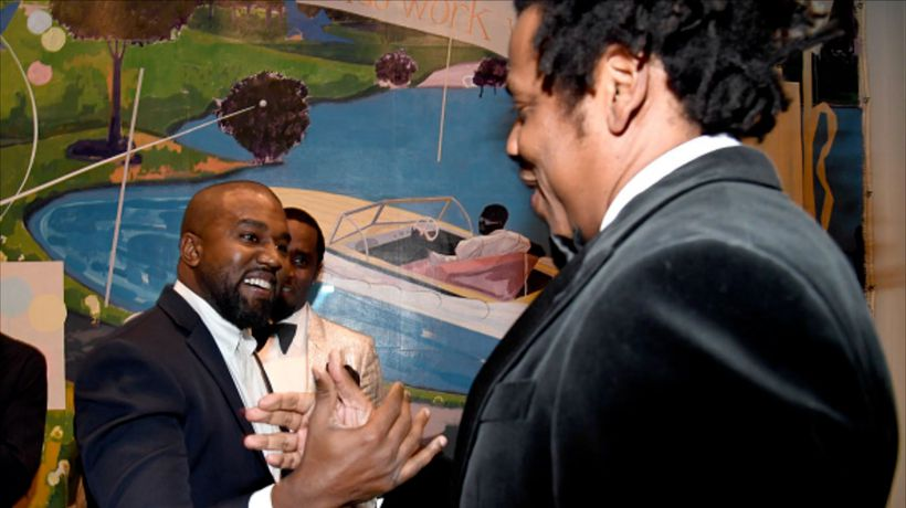 Kanye West and JAY-Z reunite for new song on Donda album