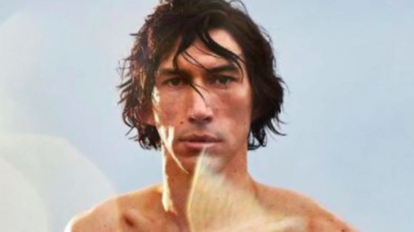 Adam Driver sends fans into a frenzy with 'sexy centaur' Burberry campaign