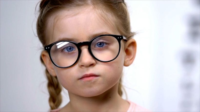 Rise in childhood short-sightedness may be linked to pandemic